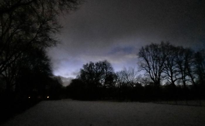 Schneespaziergang – Meditation imGehen